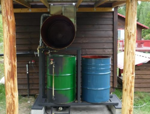 55 Gallon Steam Sterilizer